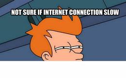 Tại sao internet đôi lúc đột ngột mất kết nối
