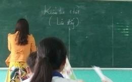 Đứng tim vì bất ngờ bị cô giáo bắt kiểm tra một tiết, cái kết hóa ra chỉ là trò đùa ngày Cá tháng Tư