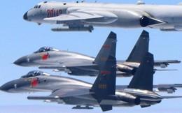 Đài Loan tuyên bố sẽ đuổi thẳng máy bay Trung Quốc áp sát