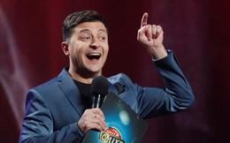 Vì sao danh hài Zelensky giành ưu thế trong cuộc bầu cử Ukraine?