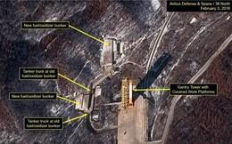 Đồn đoán gia tăng liên quan hoạt động ở bãi thử tên lửa của Triều Tiên