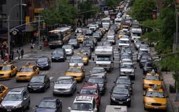 Phí ùn tắc - giải pháp chống kẹt xe cho các thành phố lớn ở Mỹ