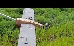 """Chưa kịp tấn công, UAV của phiến quân ở Hama đã bị """"Hổ Syria"""" bắn rụng"""