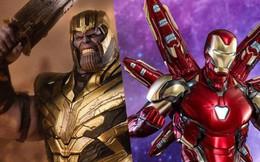 Avengers: Endgame - Không chỉ có giáp mới, Iron Man còn sử dụng cả Găng Tay Vô Cực để đánh bại Thanos?