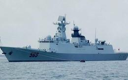 Giải mã bước tiến hóa của hải quân Trung Quốc 30 năm qua