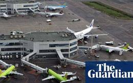 Ukraine cấm mọi chuyến bay trực tiếp tới Nga