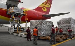 Nga - Trung chuyển cho Venezuela bao nhiêu container thuốc mỗi tháng?