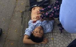 Nam thanh niên đâm người trọng thương sau khi bị nhắc nhở vượt đèn đỏ