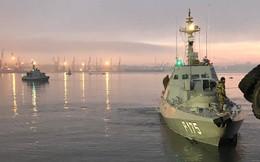 Đằng sau lời hứa của NATO bảo vệ tàu Ukraine trên Eo biển Kerch