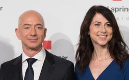 Vợ tỉ phú Jeff Bezos được chia 35 tỉ USD, không đòi kiểm soát Amazon