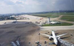 Một thanh niên trần truồng xâm nhập trái phép sân bay Tân Sơn Nhất
