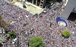 Venezuela: Chính phủ và phe đối lập tổ chức biểu tình trên cả nước