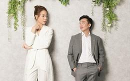 Cuối cùng Cường Đô La cũng hé lộ ảnh cưới với Đàm Thu Trang, không quên kèm theo câu nói cực tình cảm