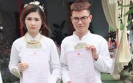 Yêu nhau 3 tháng - chia tay 3 năm, couple cưới nhau sau lần tình cờ gặp lại: Đừng nói xấu người cũ vì biết đâu có ngày bạn sẽ yêu họ tiếp đấy!