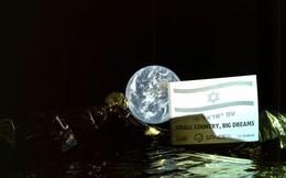 Tàu vũ trụ Israel bắt đầu sứ mệnh thám hiểm Mặt Trăng