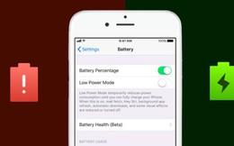 """Đừng vội update iOS 12 mới nhất: Thử nghiệm cho thấy iOS càng cao thì pin iPhone lại ngày càng """"hẻo"""""""