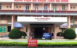 Cảnh sát bắt 5 bác sĩ, nhân viên Bệnh viện Đa khoa tỉnh Hà Nam