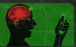 Nhìn từ phim Ma Trận, con người có thể dùng não truyền năng lượng cho iPhone được không?
