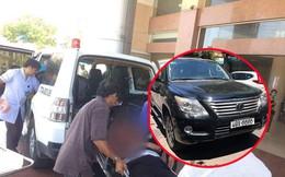 Lexus biển tứ quý đâm đoàn người đưa tang: Tài xế vượt nồng độ cồn quy định