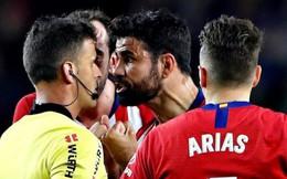 Diego Costa bị phạt cực nặng vì xúc phạm mẹ của trọng tài