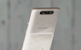 Samsung Galaxy Note 10 sẽ có camera xoay lật giống Galaxy A80, tại sao không?