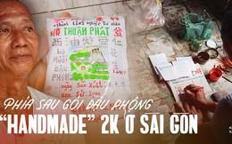 """Chuyện gói đậu phộng vẽ tay giá 2 ngàn đồng của một người cha ở Sài Gòn: """"Chú sẽ ở đây, đợi các con trở về"""""""