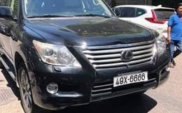 Xe Lexus biển tứ quý 6 gây tai nạn 4 người chết của ai?