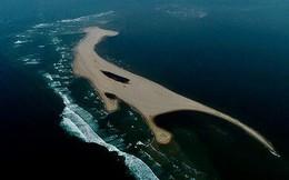 Chuyên gia hé lộ nguyên nhân hình thành cồn cát 15 ha ở biển Quảng Nam