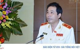 Miễn nhiệm chức Phó Chủ nhiệm Uỷ ban QP&AN đối với ông Lê Đình Nhường