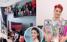 """Những BST """"cực khủng"""" của sao Việt: Từ tủ nước hoa chất đầy như siêu thị đến những chú gấu đồ chơi đáng giá bạc tỷ"""