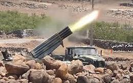 Giao đấu hỏa lực dữ dội, quân đội Syria dồn dập dánh phá chiến tuyến khủng bố ở Idlib, Hama