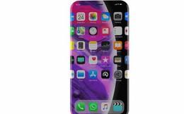 Ngắm concept iPhone XII nuột không tì vết: Màn hình không viền không phím, camera lọt thỏm bên trong