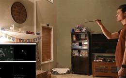 """Đũa phép Harry Potter phiên bản đời thật: Không bắn phép mà """"vẽ thần chú"""" để điều khiển nhà thông minh"""