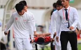 Sao U23 Việt Nam nhập viện khẩn, cầu thủ HAGL bị dọa 'trả đòn'