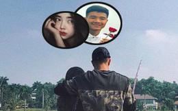 """Bạn gái xinh đẹp lần đầu đăng ảnh couple nói """"missing u"""", Chinh Đen vẫn bất chấp để lại 1 bình luận lầy lội"""