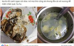 Con dâu bảo thích ăn da cá, mẹ chồng phần cho mâm cơm khiến cô khóc dở mếu dở