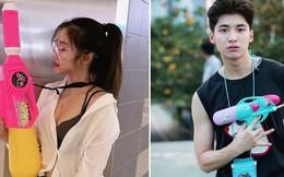 Dàn trai xinh gái đẹp hội tụ ở Songkran, nhìn thôi cũng biết lễ hội hot cỡ nào