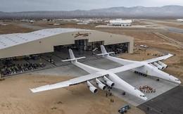 Máy bay lớn nhất thế giới thực hiện thành công chuyến bay đầu tiên