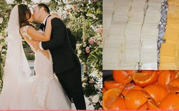Đi đám cưới về, khách đăng ảnh bóc mẽ cô dâu chú rể, cư dân mạng được phen 'cười ra nước mắt', thi nhau mỉa mai cặp đôi