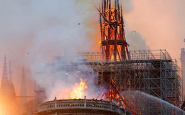 Nhà thờ Đức Bà Paris tránh được khả năng bị phá hủy hoàn toàn