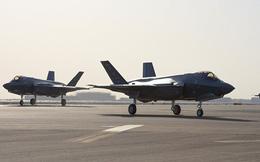 Mỹ lần đầu đưa Tia chớp F-35A tới chảo lửa Trung Đông