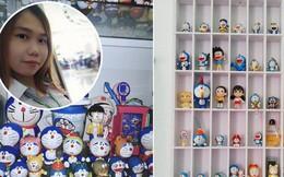 Cô gái dành cả thanh xuân để sưu tập Doraemon mặc cho gia đình và bạn bè giục lấy chồng
