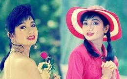 Nhan sắc thời đỉnh cao của Hoa hậu Lý Thu Thảo