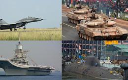 Kho vũ khí khổng lồ do Nga sản xuất của Ấn Độ