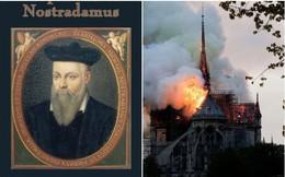 Vụ cháy Nhà thờ Đức Bà Paris có thể được tiên đoán hơn 400 năm trước