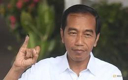Ông Joko Widodo tuyên bố giành chiến thắng cuộc bầu cử Tổng thống Indonesia