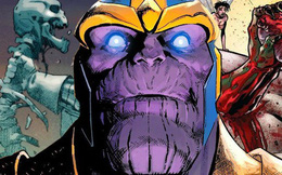 """5 lần Thanos """"đại bại"""" trong truyện tranh Marvel"""