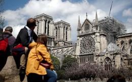 Có manh mối quan trọng giúp điều tra vụ cháy nhà thờ Đức Bà Paris