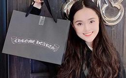 Bạn gái Duy Mạnh chứng tỏ đẳng cấp Rich Kid: Đi đến đâu 'vung tiền' mua hàng hiệu đến đó, sắm phụ kiện cũng phải nghìn đô
