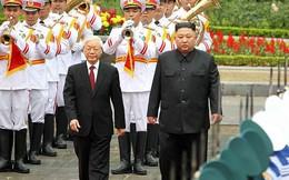 Chủ tịch Kim Jong Un gửi thư cảm ơn Tổng Bí thư, Chủ tịch nước Nguyễn Phú Trọng